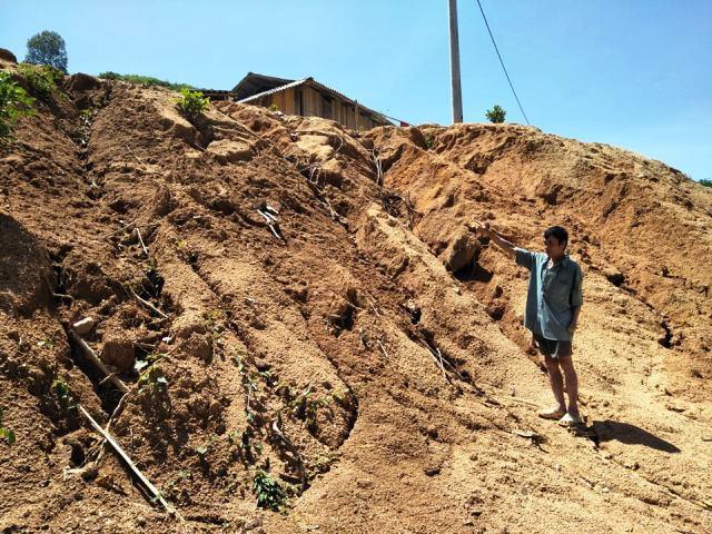 Huyện Mường Lát, Thanh Hoá: Sống thấp thỏm bên khu tái định cư mới Na Chừa - Ảnh 1.