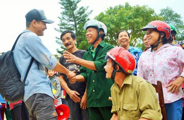 3 năm sau ngày kêu gọi ủng hộ miền Trung lũ lụt, cuộc sống của MC Phan Anh thay đổi ra sao? - Ảnh 3.