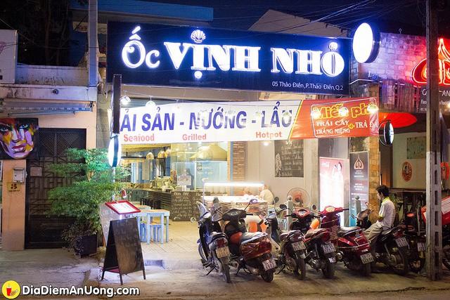 Những quán ốc ngon nổi tiếng, nhất định bạn phải ghé khi đến Sài Gòn - Ảnh 9.
