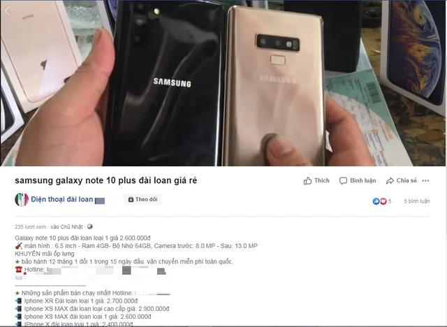 Tiết lộ của dân buôn điện thoại Trung Quốc nhái giống 90% hàng thật mà giá bằng 30% - Ảnh 1.