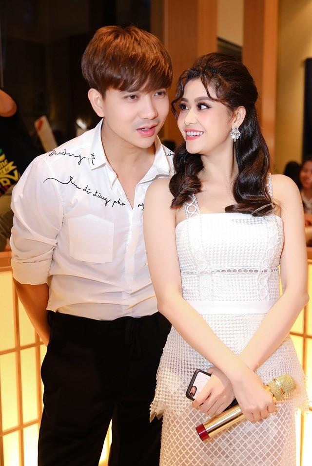 Phản ứng lạ của Trương Quỳnh Anh khi Tim vướng tin đồn hẹn hò với Đàm Phương Linh - Ảnh 3.