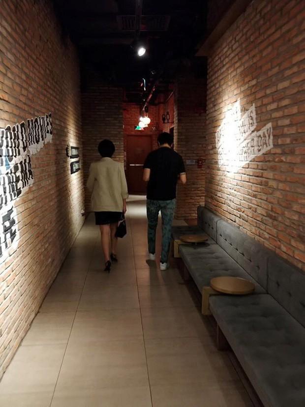 Tim đăng status đầy ẩn ý giữa tin đồn bí mật hẹn hò, xem phim cùng Đàm Phương Linh hậu ly hôn - Ảnh 3.