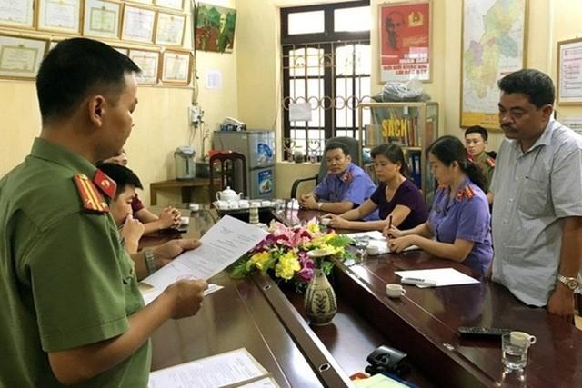 Gian lận thi cử ở Hà Giang: Đề xuất xử lý 210 phụ huynh có con em sửa điểm - Ảnh 4.