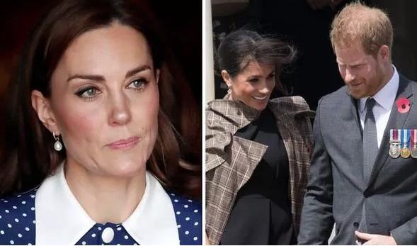 Công nương Kate tiếp tục khiến em dâu Meghan phải muối mặt, hổ thẹn khi từ chối được ngồi khoang hạng nhất miễn phí trên chuyến bay du lịch - Ảnh 2.