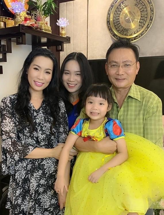 Hôn nhân 19 năm của Á hậu Trịnh Kim Chi và chồng đại gia - Ảnh 11.