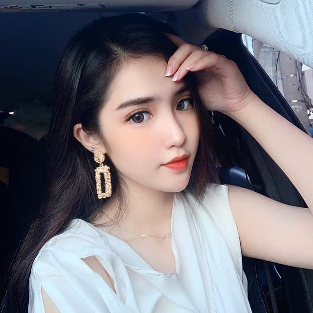 """Chân dung nữ sinh mang hai dòng máu Việt - Trung gây """"sốt"""" mạng  - Ảnh 4."""