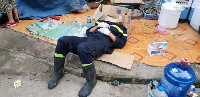 Chùm ảnh: Hiện trường tan hoang sau đám cháy lớn ở nhà máy phích nước Rạng Đông - Ảnh 10.