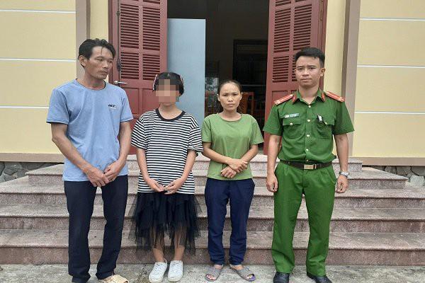 Tìm thấy nữ sinh ở Hà Tĩnh sau hơn 1 tháng bỏ nhà đi vì không đỗ cấp 3 - Ảnh 1.