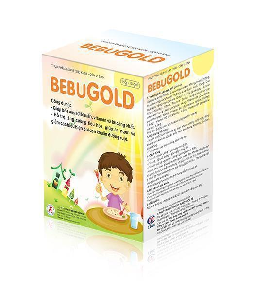 Cốm vi sinh BEBUGOLD giúp ngăn chặn rối loạn tiêu hóa hiệu quả - Ảnh 3.