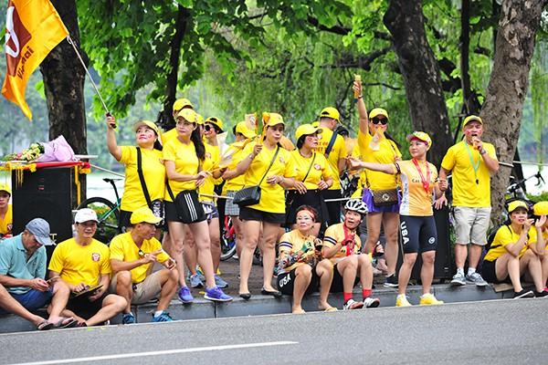 300 cua rơ tranh tài tại Giải đua xe đạp Hà Nội mở rộng 2019 - Ảnh 4.