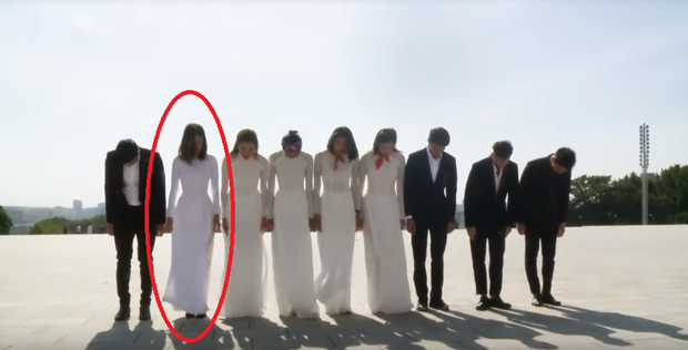 Dàn mỹ nữ Cuộc đua kỳ thú diện áo dài trắng tại Triều Tiên, Đỗ Mỹ Linh lại nổi nhất! - Ảnh 3.