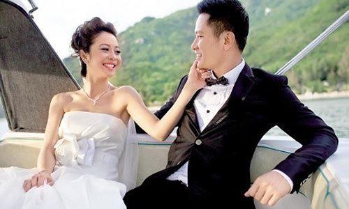 Những mỹ nhân Việt hưởng hạnh phúc viên mãn sau khi tái hôn - Ảnh 1.