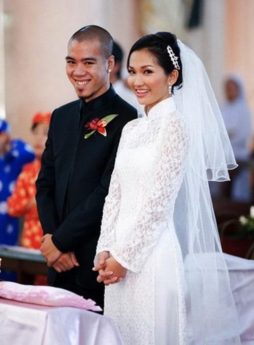 Những mỹ nhân Việt hưởng hạnh phúc viên mãn sau khi tái hôn - Ảnh 5.