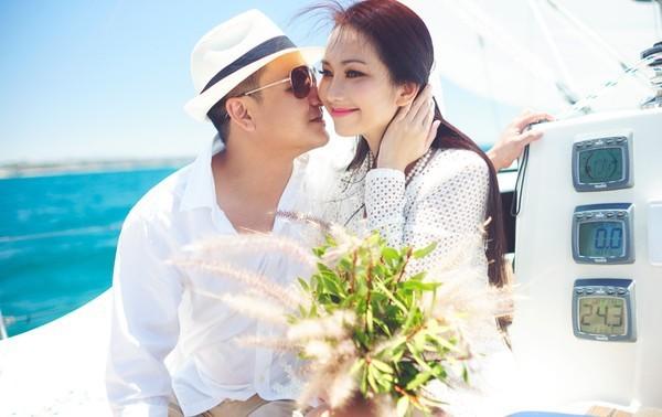 Những mỹ nhân Việt hưởng hạnh phúc viên mãn sau khi tái hôn - Ảnh 6.