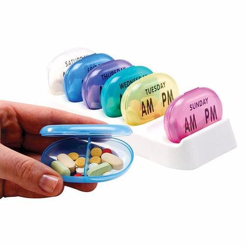 Chỉ cần hộp nhỏ này trong nhà, trẻ con không sợ uống nhầm thuốc, người già không uống thuốc cả vỏ - Ảnh 5.