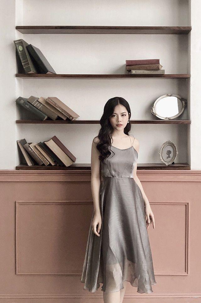 Dàn hot girl ĐH Ngoại thương xinh như hoa hậu Lương Thùy Linh - Ảnh 13.