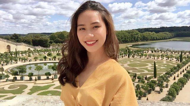 Dàn hot girl ĐH Ngoại thương xinh như hoa hậu Lương Thùy Linh - Ảnh 19.