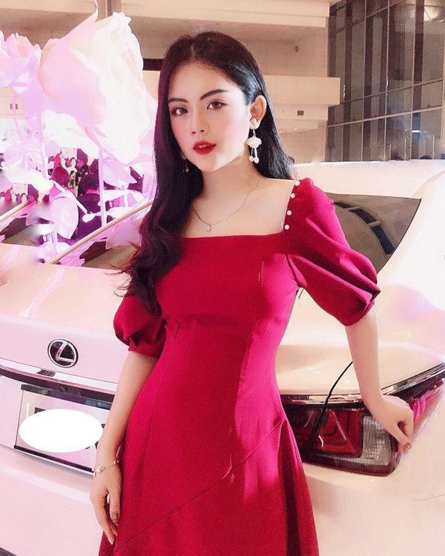 Dàn hot girl ĐH Ngoại thương xinh như hoa hậu Lương Thùy Linh - Ảnh 10.