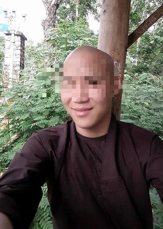 Bình Thuận: Bé trai 11 tuổi bị nhà tu hành đánh đập dã man - Ảnh 2.