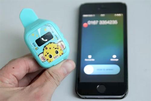 Đồng hồ định vị trẻ em có thể bảo vệ các bé thế nào - Ảnh 3.