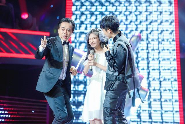 Giọng hát Việt nhí: Linh Đan, Hồng Thúy - Cặp thí sinh sở hữu tiết mục triệu view - Ảnh 1.