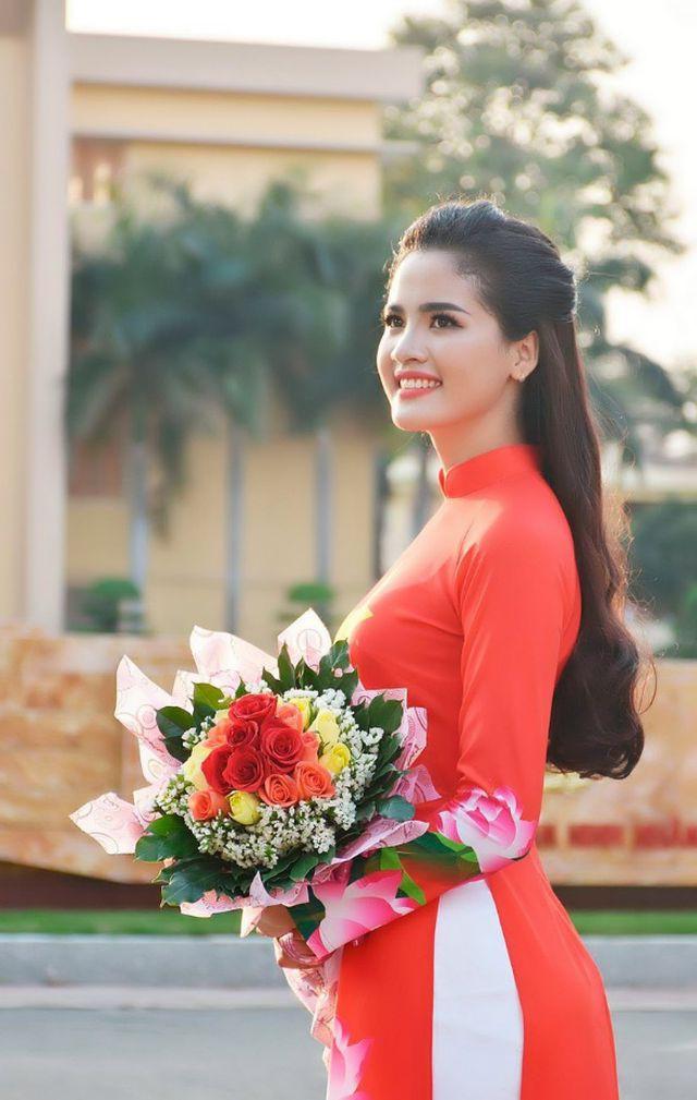 Hoa khôi Đại học An ninh hãnh diện vì có nét đẹp đặc trưng của người Khmer - Ảnh 5.
