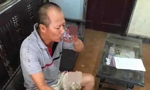 Nghi phạm chém cả nhà em trai khiến 4 người tử vong ở Hà Nội định tự sát - Ảnh 3.