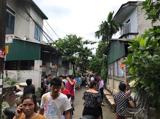 Nghi phạm chém cả nhà em trai khiến 4 người tử vong ở Hà Nội định tự sát - Ảnh 4.
