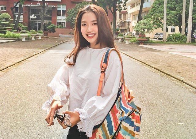 Dàn hot girl đời mới của Học viện Báo chí sở hữu ngoại hình nổi bật