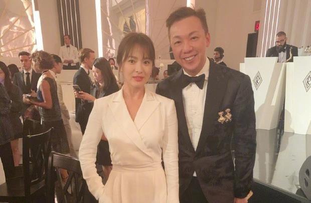 Song Hye Kyo nói về cảm xúc sau khi ly hôn Song Joong Ki - Ảnh 1.