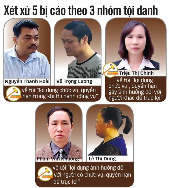 Thêm con số giật mình trong phiên tòa xử vụ gian lận điểm thi ở Hà Giang - Ảnh 2.