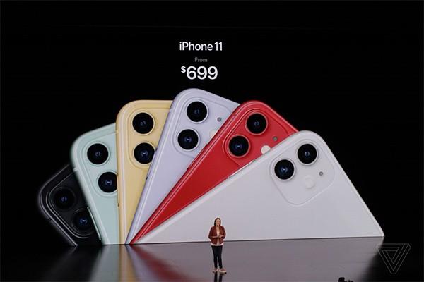 Apple trình làng 3 iPhone mới - Ảnh 1.