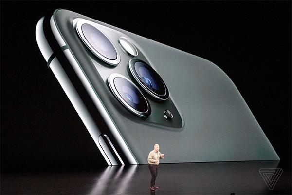 Apple trình làng 3 iPhone mới - Ảnh 2.