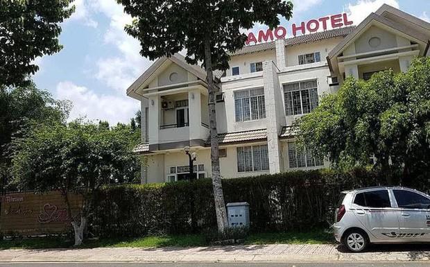 Người nước ngoài thuê phòng sống 1 mình chết trong khách sạn - Ảnh 1.