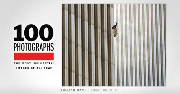 Đã 18 năm kể từ khi vụ khủng bố 11/9 đoạt mạng hàng nghìn người Mỹ, bức ảnh người đàn ông rơi vẫn không ngừng gây ám ảnh - Ảnh 2.