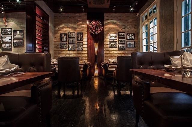 5 nhà hàng steak đắt xắt ra miếng nổi tiếng ở Hà Nội - Ảnh 14.
