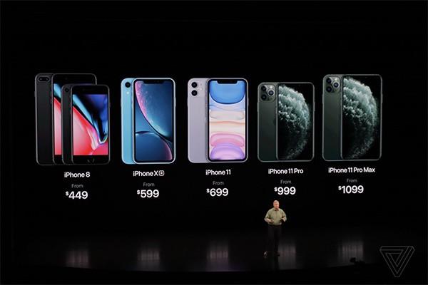 Apple trình làng 3 iPhone mới - Ảnh 6.