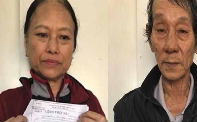 Bắt cặp vợ chồng thay tên đổi họ trốn nã suốt 24 năm - Ảnh 1.