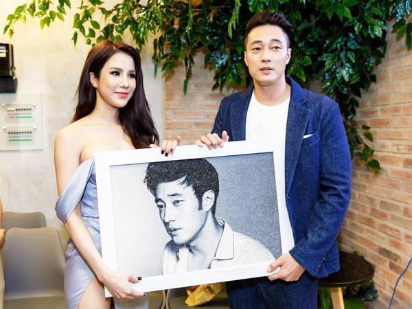 Khối tài sản khổng lồ của người đẹp mời được 2 tài tử Hàn Quốc sang Việt Nam giao lưu - Ảnh 1.