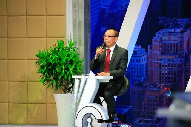 """Nhà báo Lại Văn Sâm làm host chương trình """"Cơ hội cho ai - Whose Chance"""" - Ảnh 3."""
