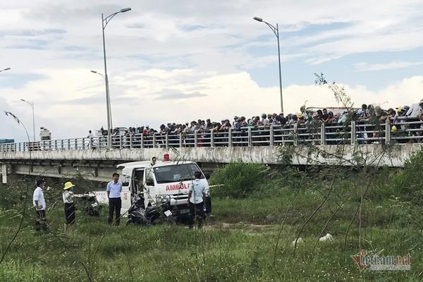 Thanh niên tử vong cạnh kim tiêm dưới chân cầu ở Đà Nẵng - Ảnh 1.