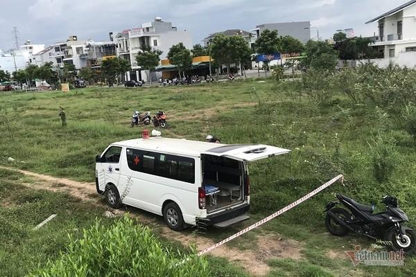 Thanh niên tử vong cạnh kim tiêm dưới chân cầu ở Đà Nẵng - Ảnh 2.