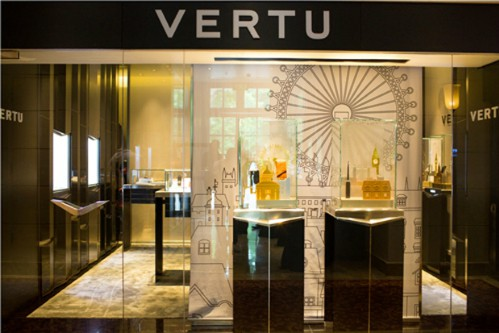Vertu quay lại thị trường Việt Nam - Ảnh 1.
