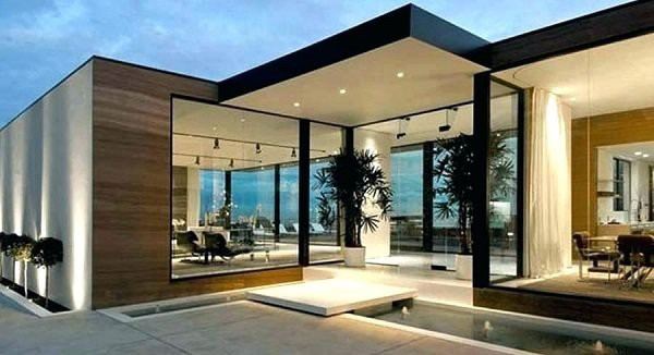 Những mẫu thiết kế nhà cấp 4 mái bằng 2-3 phòng ngủ, nhà đông người nên xây - Ảnh 13.