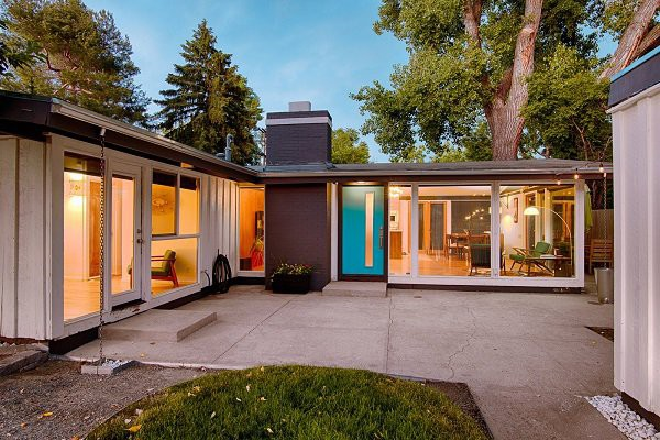 Những mẫu thiết kế nhà cấp 4 mái bằng 2-3 phòng ngủ, nhà đông người nên xây - Ảnh 8.