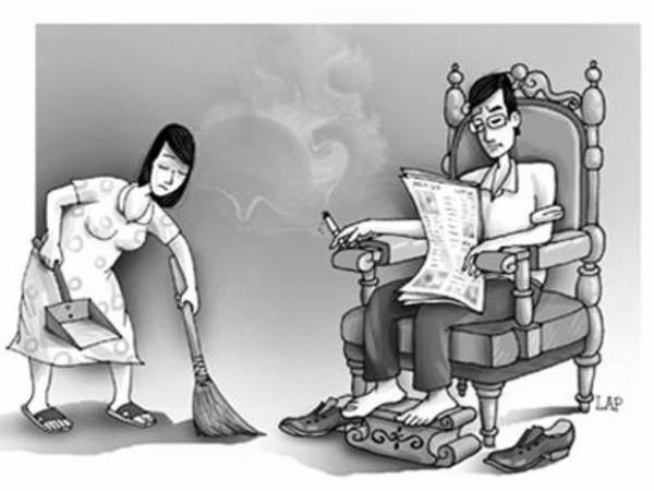 """Cảm xúc từ hot trend người phụ nữ """"chờ con lên đại học thì mới ly hôn"""": Thân gửi những ông chồng có """"vợ ở nhà không làm gì cả"""". - Ảnh 1."""