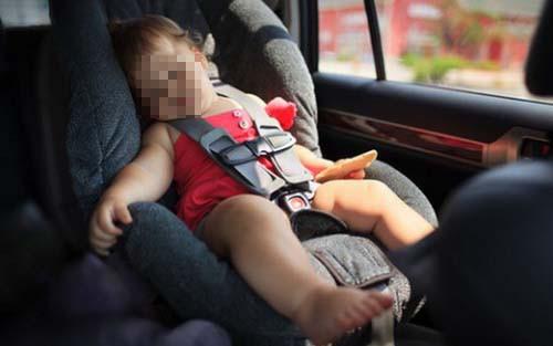 Từ vụ cháu bé bị bỏ quên trên xe đưa đón ở Bắc Ninh: Làm gì nếu bị sốc nhiệt trong ôtô? - Ảnh 1.