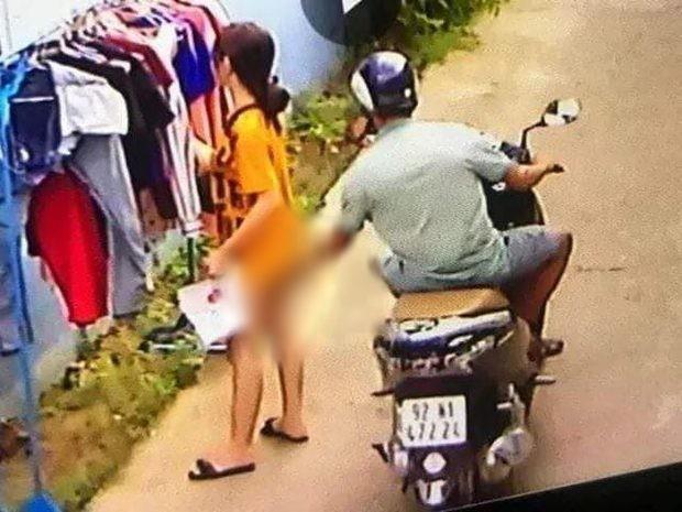 Nam thanh niên sàm sỡ cô gái giữa ban ngày bị xử phạt ra sao? - Ảnh 2.