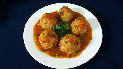 Công thức cho món thịt viên sốt cà chua cực ngon miệng  - Ảnh 5.