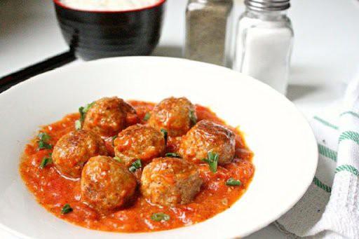 Công thức cho món thịt viên sốt cà chua cực ngon miệng  - Ảnh 7.